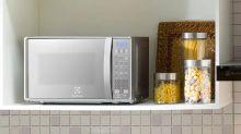Micro-ondas mais vendido da Electrolux custa menos de R$ 500