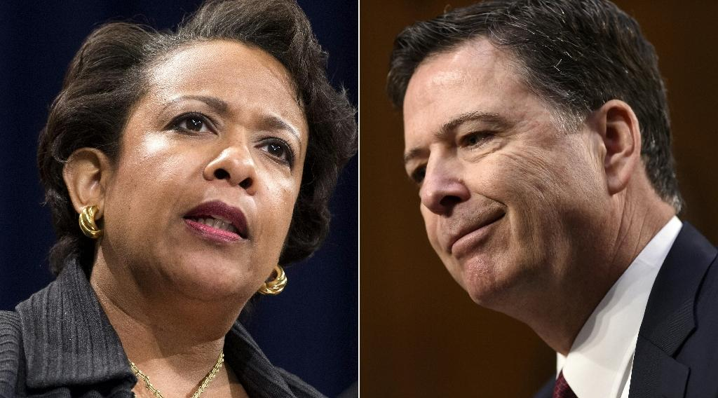 Former US attorney generall Loretta Lynch and former FBI director James Comey has been subpoenaed to testify to Congress