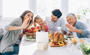 4 ways to make a Thanksgiving Zoom gathering memorable
