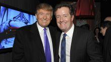 Piers Morgan reveals Trump fell victim to hoax caller who impersonated him