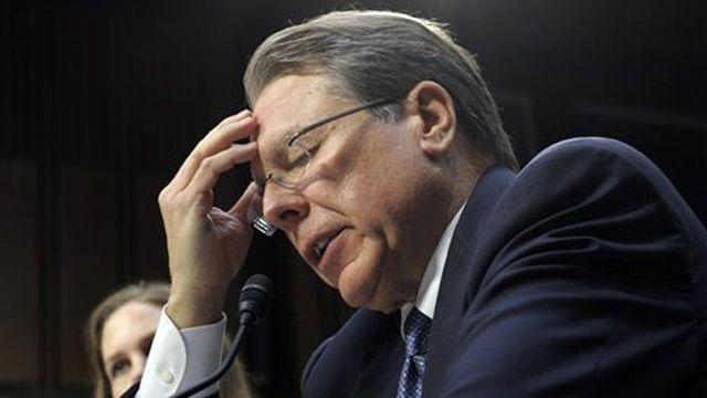 NRA chief: Criminals ignore background checks