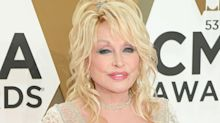 Dolly Parton plans to slow down work in 2021 after becoming 'sick of herself'