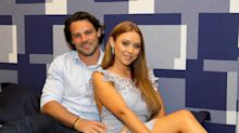 Ben Foden says he and Una Healy have 'come a long way' since marriage split