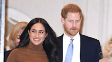 Nearly half of Brits support Harry and Meghan's decision to step back as senior royals
