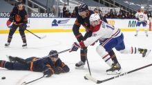Anderson scores twice as Canadiens down Oilers 4-3 in another physical matchup