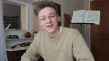 16enne scopre formula matematica inedita per risolvere teorema di Archimede
