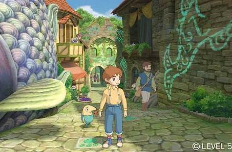 Ni No Kuni: Wrath of the White Witch launches Winter 2012
