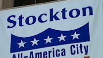 Stockton to become largest US city in bankruptcy