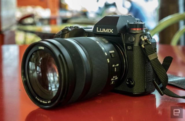 Panasonic is adding 6K video shooting to the S1