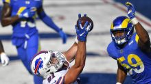 Isn't it ironic? Rams, of all teams, complain that a pass interference call cost them game against Bills