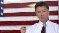 Rand Paul's Amazing Shrinking Campaign