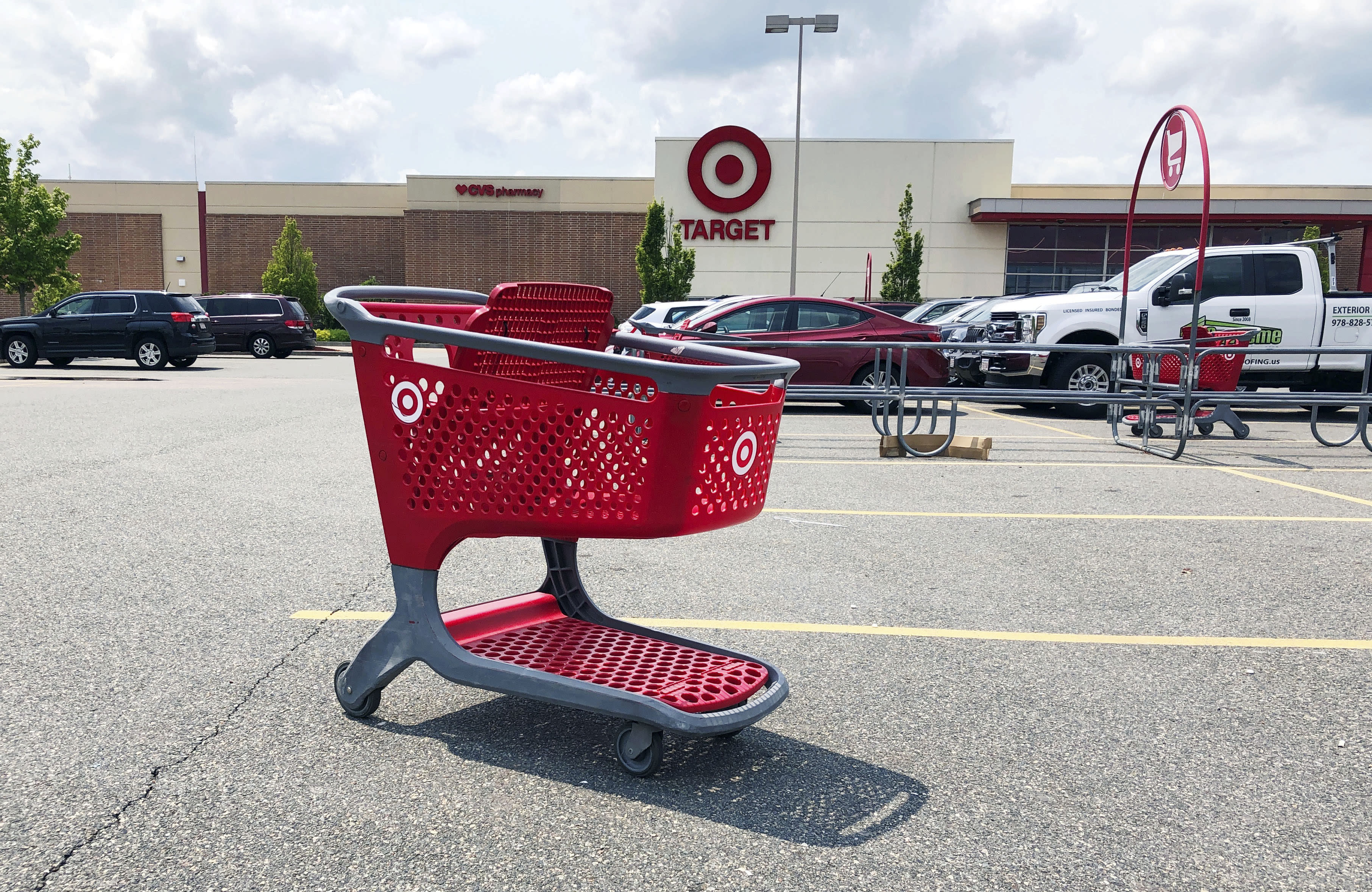 Target outage: Shoppers reporting registers down nationwide
