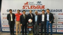 Hyundai Motors joins S.League as co-title sponsor