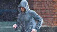 Beneficios de correr bajo la lluvia