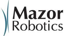 Mazor Robotics Reports Record First Quarter Results