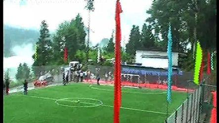 Northeast India gets 1st astro-turf 5-a-side soccer field