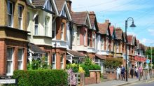 Property searches for three-bedroom houses rise by 7% as families scramble to buy in suburbs, new Zoopla data reveals