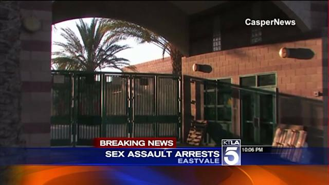 Two Arrested in Sexual Assault at Roosevelt High School