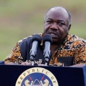 Gabon increases security after court upholds Bongo poll win