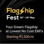 Flipkart 'Flagship Fest' sale: Massive discounts on premium smartphones