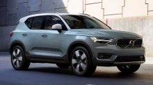 Volvo XC40 on sale - prices, specs and pictures of the new Swedish SUV