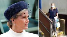 Royal 'breaks lockdown' to make secret visit to homeless shelter