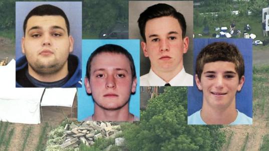 Penn. cousins plead not guilty in 4 murders