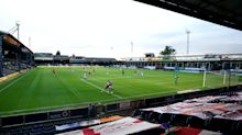 Ten clubs given green light to admit up to 1,000 spectators to league matches