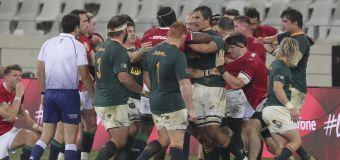 Springboks beat Lions 27-9 to level series