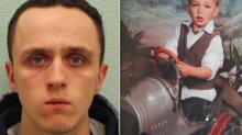 'Arrogant' former minister's son jailed over toddler Alfie Lamb's car seat death