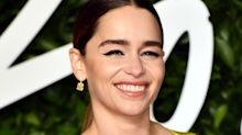 Emilia Clarke's Tiny Puppy Is Her New Sun And Stars