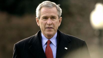 George W. Bush's 2005 warning about pandemics