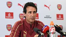 There was something special about Unai Emery's Arsenal press conference after West Ham win