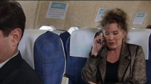 Viewers brilliantly troll 'Coronation Street' over 'MDF' plane set during Liz McDonald's shock exit