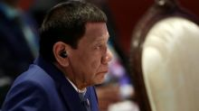 Philippines' Duterte keeps one meter social distancing rule