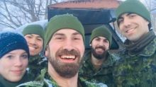 Military Members Who Helped During Snowmaggedon Gush About Newfoundlanders