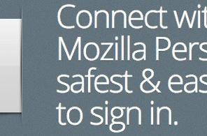 Mozilla Persona sign-in launches in beta, skips the social networking ball and chain (video)