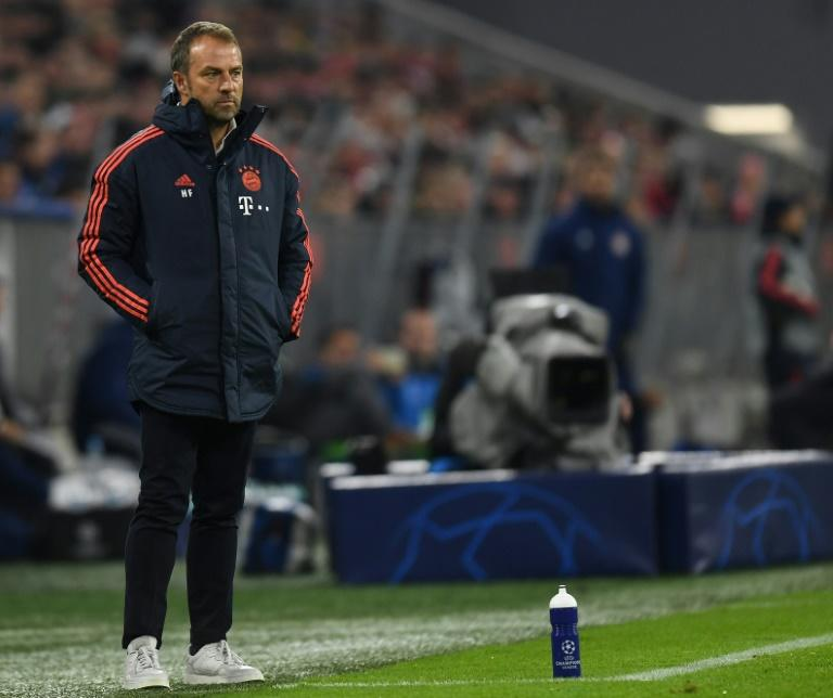Flick to remain in charge of Bayern 'until at least Christmas'