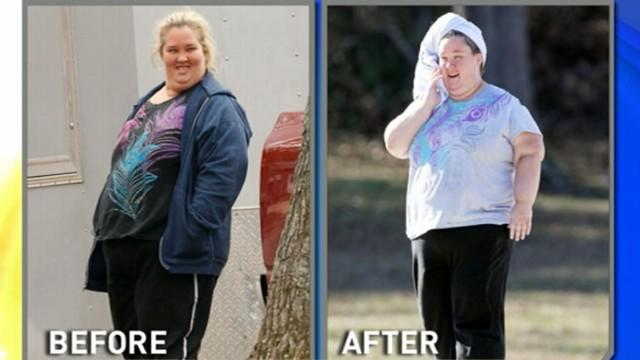 Mama June Drops More Than 100 Pounds