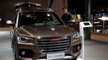 China's Great Wall expects mild domestic auto sales growth in second half