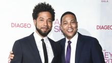 Don Lemon gets real about being black and gay in America, texts Jussie Smollett daily after attack