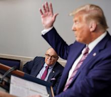 Rudy Giuliani allies are pressuring Trump to help pay his former attorney's growing legal bills, report says