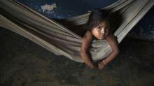 Indígenas sofrem com volta da malária à Venezuela