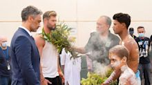 Chris Hemsworth blessed by Indigenous Australians as 'Thor: Love and Thunder' production begins