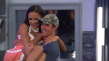 'Big Brother' showmance is taken to the next level — yet broken up at the same time