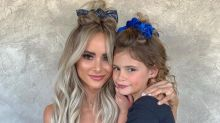 People are pretty upset Amanda Stanton let her 6-year-old get highlights: 'Don't start damaging her hair'