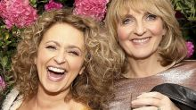 Lessons in recovering a lost friendship from Nadia Sawalha and Kaye Adams