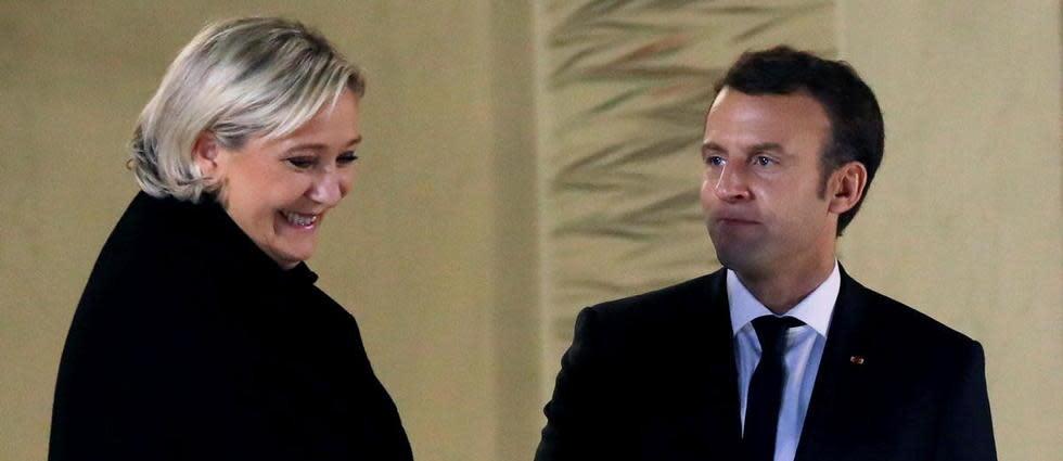 Présidentielle 2022: Macron et Le Pen font course en tête, Zemmour gagne du terrain
