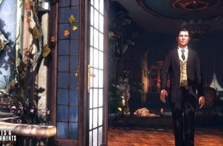 New Sherlock Holmes game announced, uses Unreal Engine 3