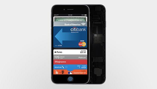 Apple Pay comes to the iPhone for handling mobile purchases, NFC in tow
